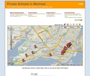 Image of Montreal Private Schools